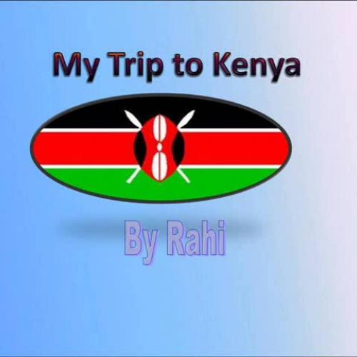 Rahi Kenya G-MTV