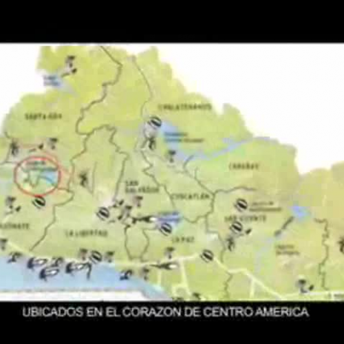 Welcome to El Salvador By Juan Z.