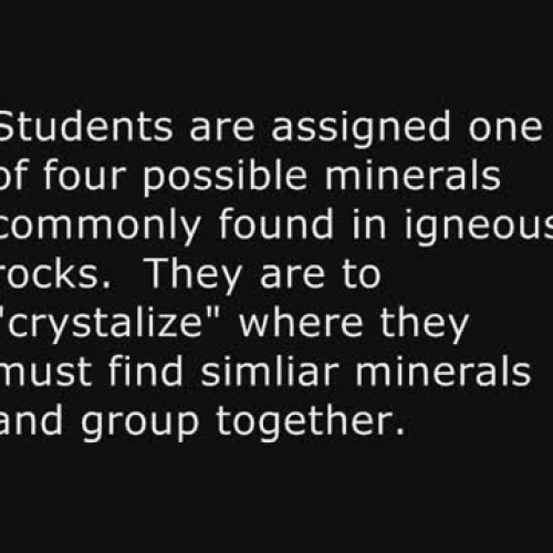 In or Out? Igneous Rock game
