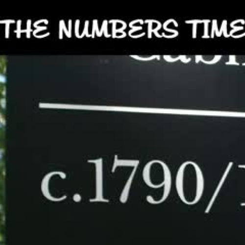Spell the Numbers Time