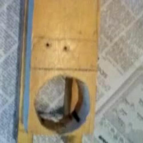 Fishpole car