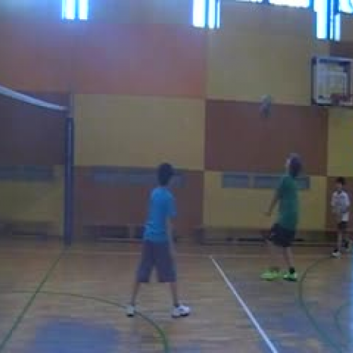 Bounce Volleyball 1