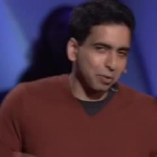 Flipping the Classroom TED Salman Khan 2011