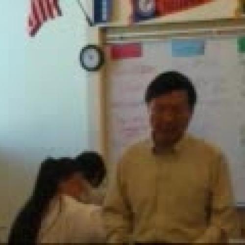 David Teaching Geo 3