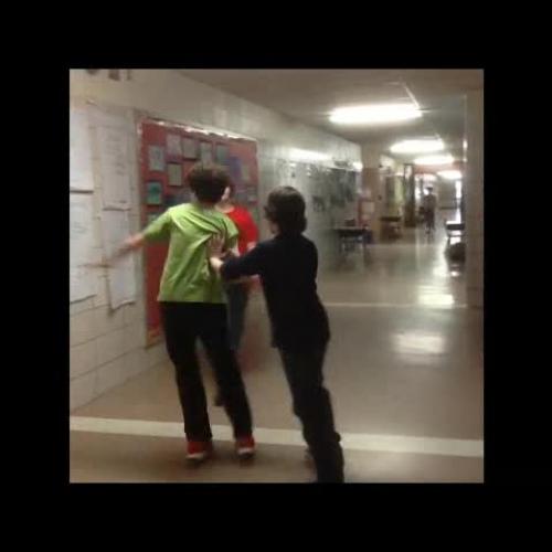 Physical Bullying PSA 2012