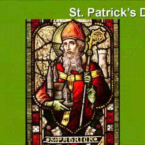 St. Patrick's Day - Irish Eyes