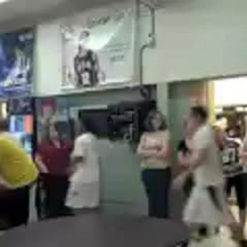 Spanish Flash Mob