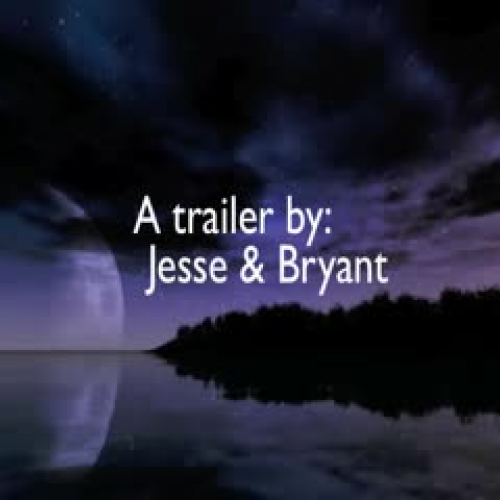 Book Trailers The Hunger Games