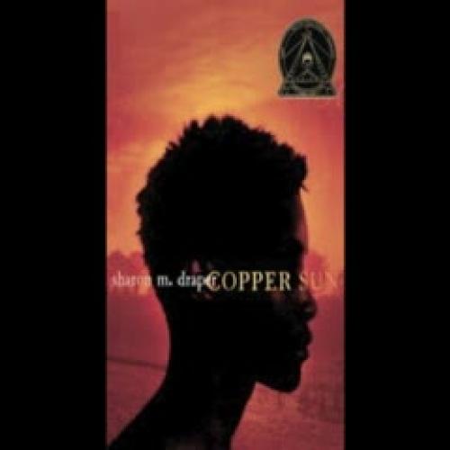 Book Trailer, Copper Sun