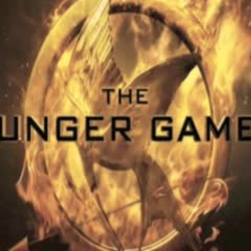 The Hunger Games Book Trailer