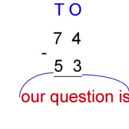 Subtracting Without Renaming