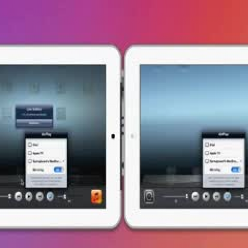 Wirelessly Mirror Multiple iPads to your Mac