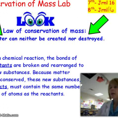 Conservation Lab explained