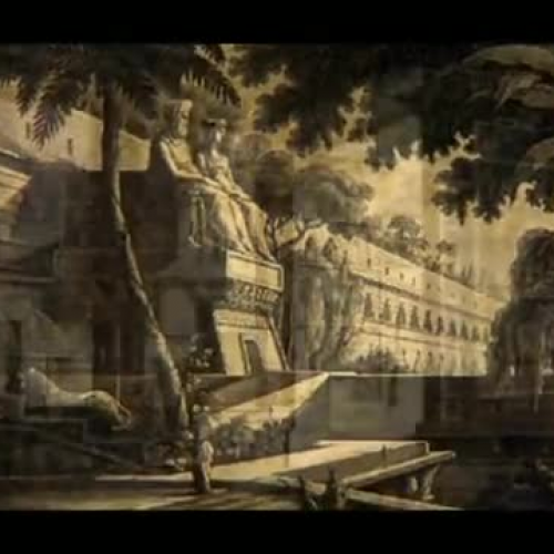 Gift for a Queen - Hanging Gardens of Babylon