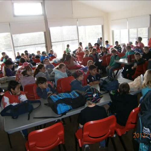 Year 3 camp 2012