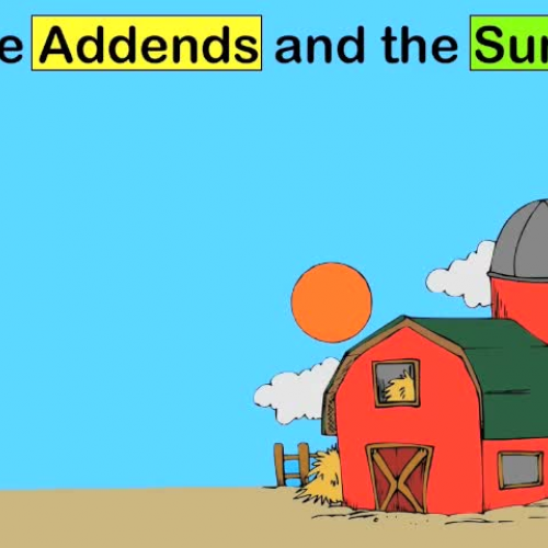 The Addends and the Sum Singalong