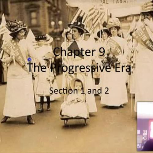 9.1-2 Origins of Progressivism, Women in Publ