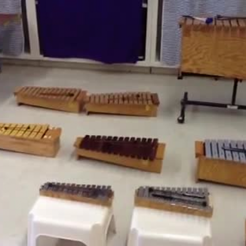 Intro to the barred instruments
