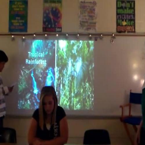 7th Grade Science Biomes 2