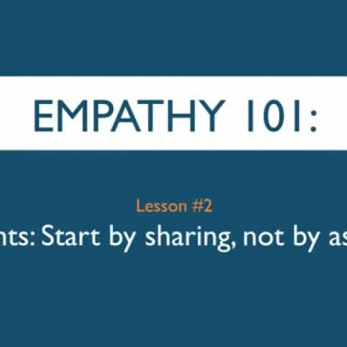 Empathy 101_ Parents_ Start by sharing, not b
