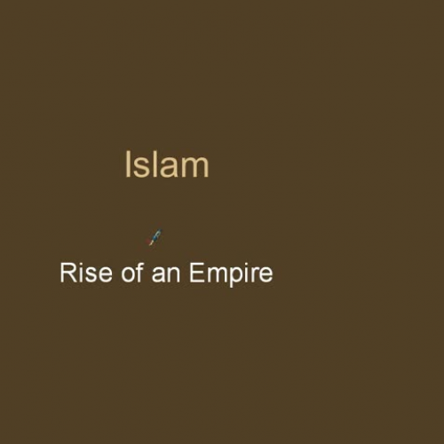 Chapter 10-1 Intro to Islam