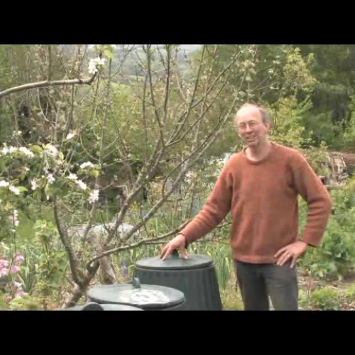 Composting with Nicky Scott, section 1 - How