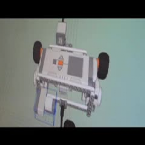 Eureka High Robotics Year 1 (2010-11)