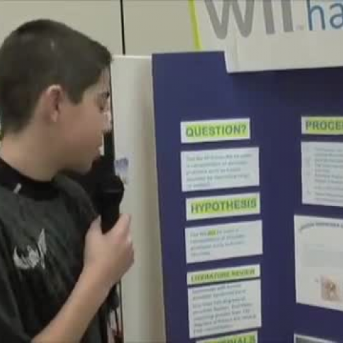 Charles Drew Science Fair 7th _ 8th Grade
