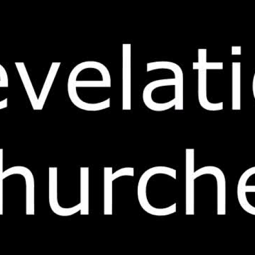 Revelation Churches