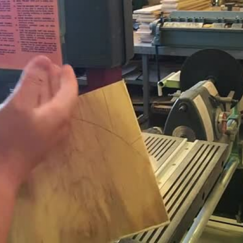 Band Saw Safety Video #4