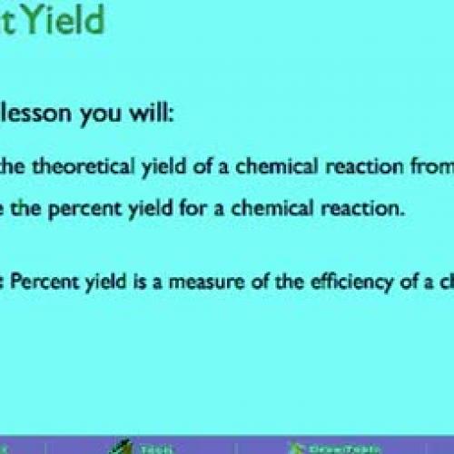 11.4 Percent Yield