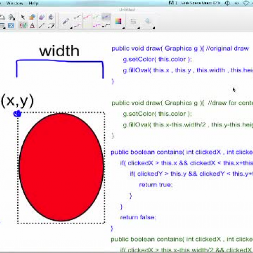 How To Fix Clickable Shape