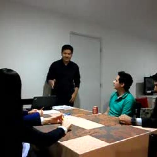 Primera clase- Antonio Quintas