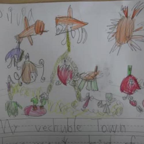 Vegetable Town