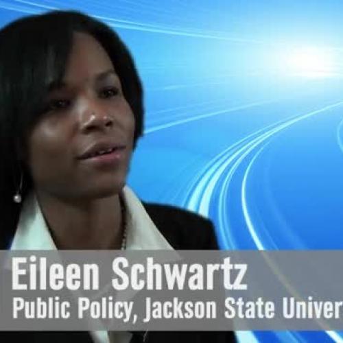 Eileen Schwartz, Public Policy, Jackson State