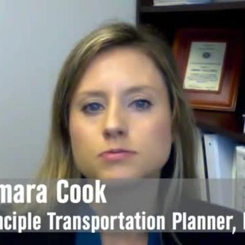 Tamara Cook, Principal Transportation Planner