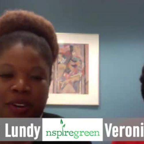 NSPIRE Green: Chancee Lundy & Veronica Da