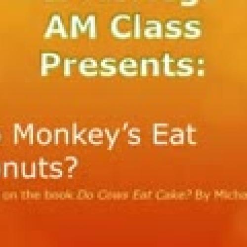 do_monkeys_eat_donuts