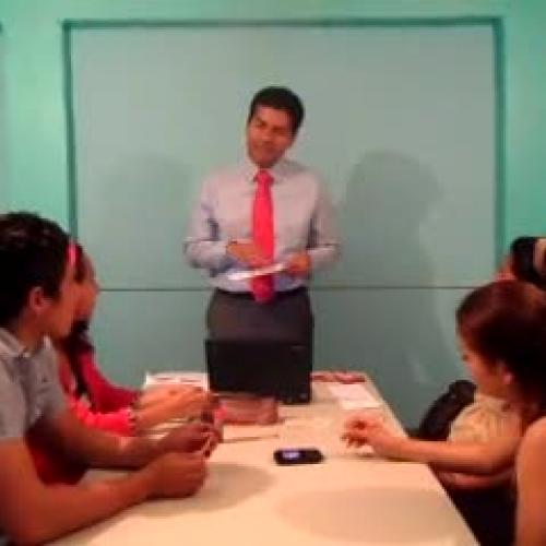 Segunda clase Antonio Quintas- parte 1