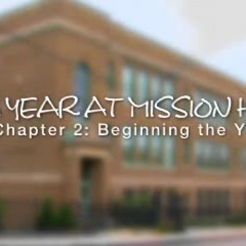 Year at Mission Hill - Chapter 2