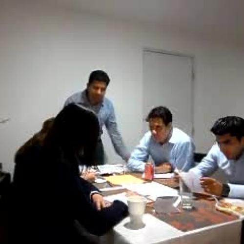 Cuarta clase- Antonio Quintas- Segunda parte