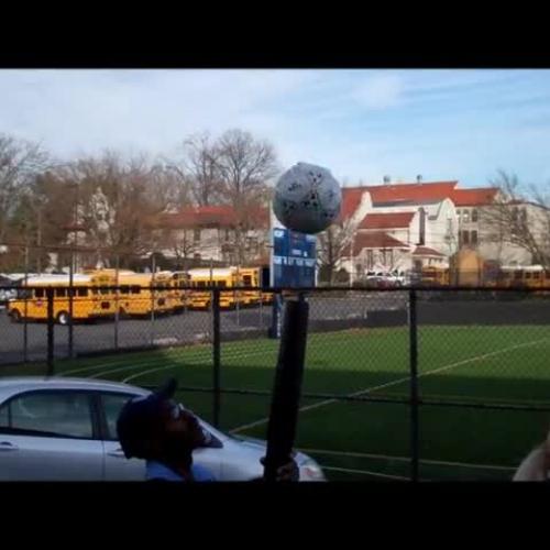 Coanda Effect, Leaf Blower, Volleyball - Show