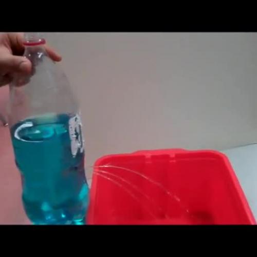 Sticky Water