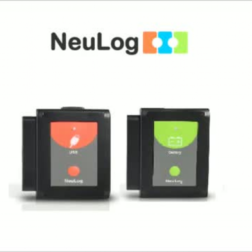 NeuLog motion sensor demonstration: Can you w