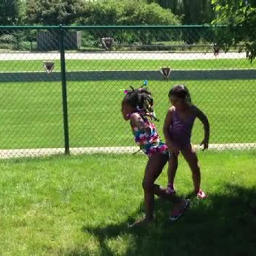 PreK Sprinkler Day