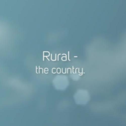 A Rural Community animoto_360p