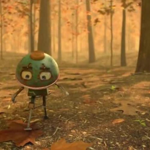 Origins (HD) Robot meats Nature - Feel good s
