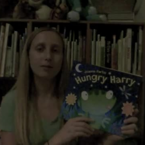 Hungry Harry Book Review