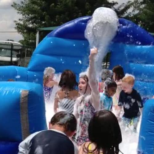 Foam Party Video