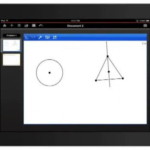 Tutorial: TI-Nspire? Apps for iPad ? Formatti